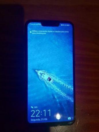 Huawei mate 20 lite (premium) com avaria no touch