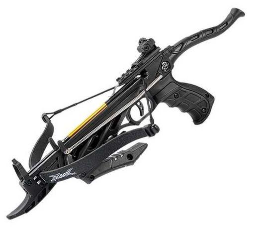 Pistola Besta, Crossbow Novo e Selado 80lbs Preto, Portes Gratuito