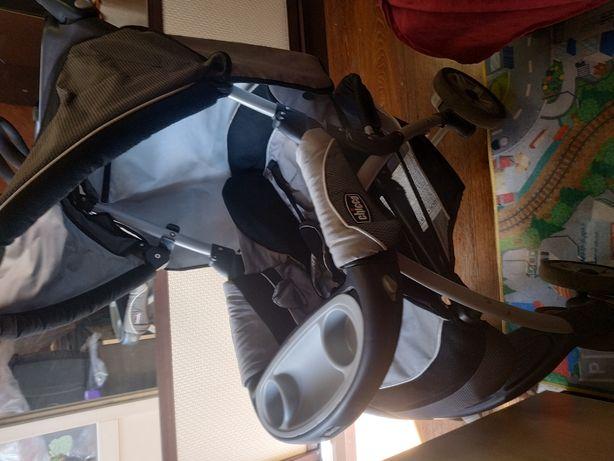 Прогулочная коляска Chicco Cortina , три положения спинки