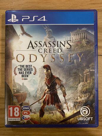 Assassins Creed Odyssey PS4 pl napisy