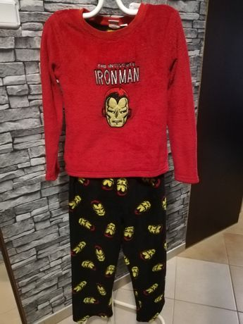 Piżama Iron Man Marvel rozmiar 140cm