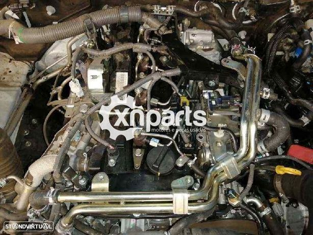Motor TOYOTA HILUX VIII Pickup (_N1_) 2.4 D 4WD (GUN125_)   05.15 -  Usado REF....