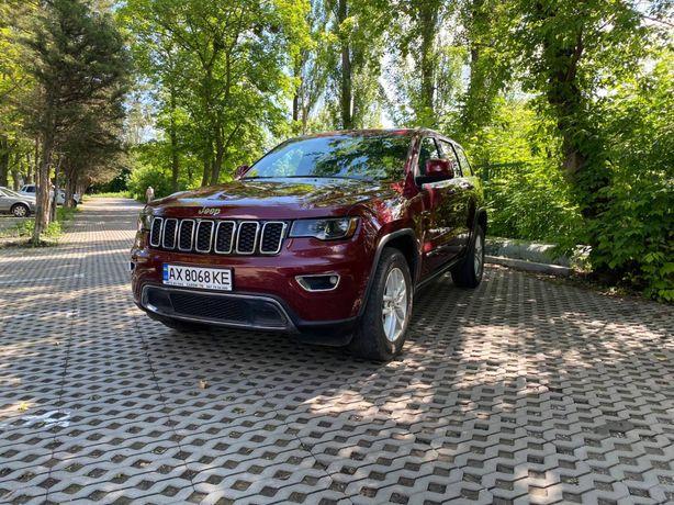 Jeep Grand Cherokee 2017 продам машину джип внедорожник