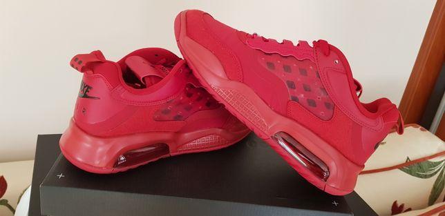 JORDAN MAX 200, 45 Czerwone buty NIKE