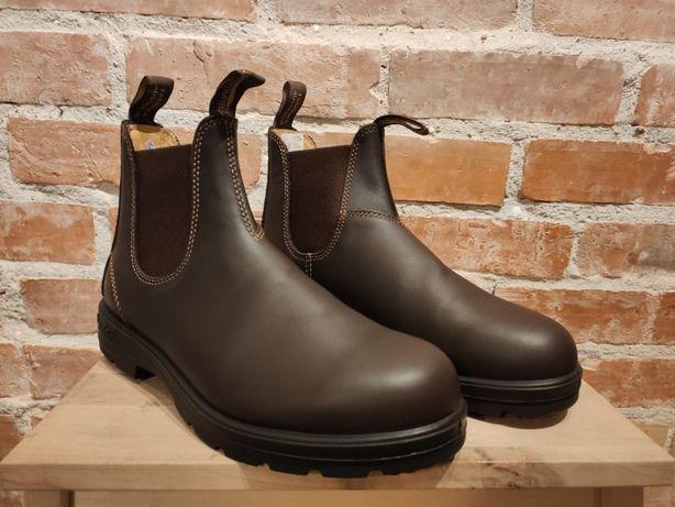 Blundstone 550 walnut brown (na rozmiar 44) chelsea boots, sztyblety