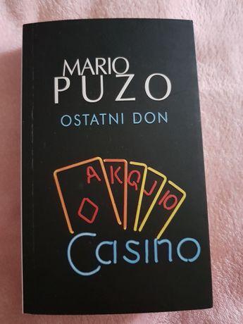 OSTATNI DON casino Mario Puzo