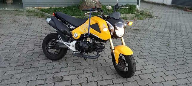 Honda Msx 125cc *falta de uso*