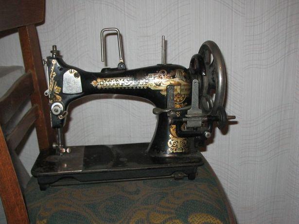 Stara maszyna do szycia Kayser