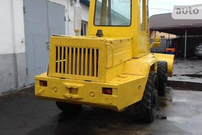 Навантажувач ТО-30