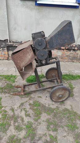 Измельчитель веток к мотоблоку или трактору Щелкунчик