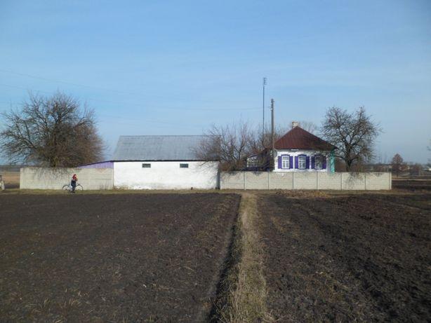 Продам будинок з земельною ділянкою в смт Котельва