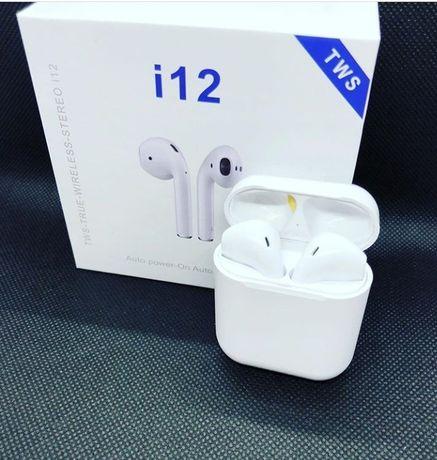 Безпровідні навушники Airpods i12.