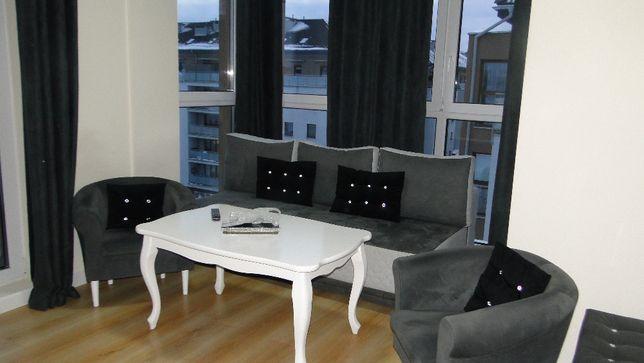 Atrakcyjne, z dwoma tarasami w nowym apartamentowcu - ul. Rzeźniczaka