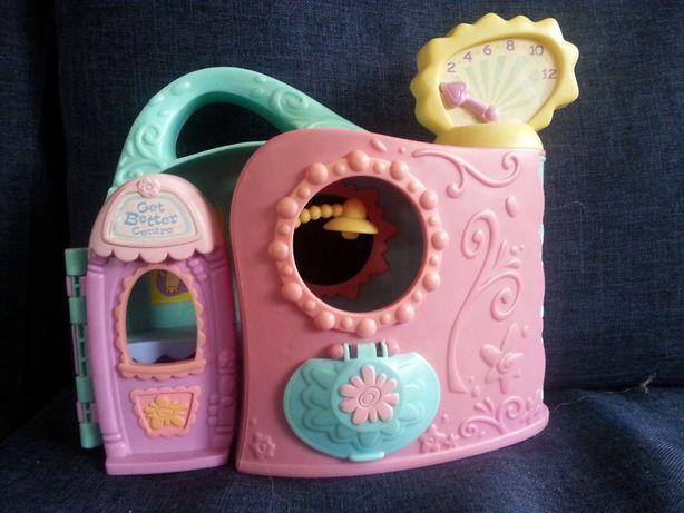 Mini domek dla małych zabawek pet shop