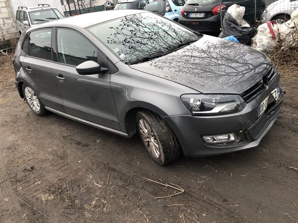 Volkswagen polo 14r 1,2 benzyna