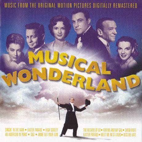 Musical Wonderland (Temas Originais remasterizados)