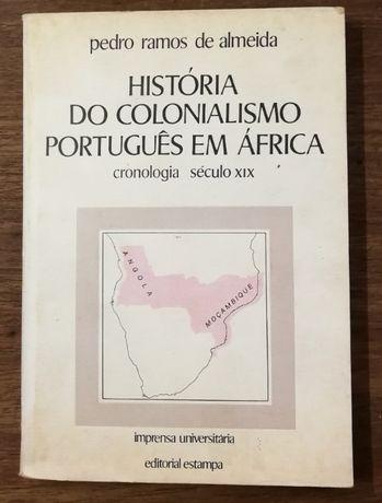 história do colonialismo português em áfrica, pedro ramos de almeida