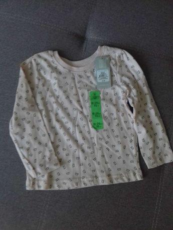 Реглан кофта Primark  на девочку р. 86-92 18-24 мес