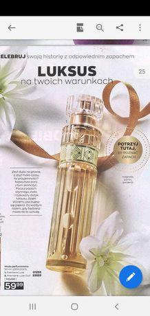 Woda perfumowana premierę luxe 50 ml Avon nowa