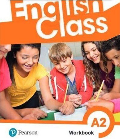 Rozwiązania do workbook English Class A2 klasa 6 Pearson