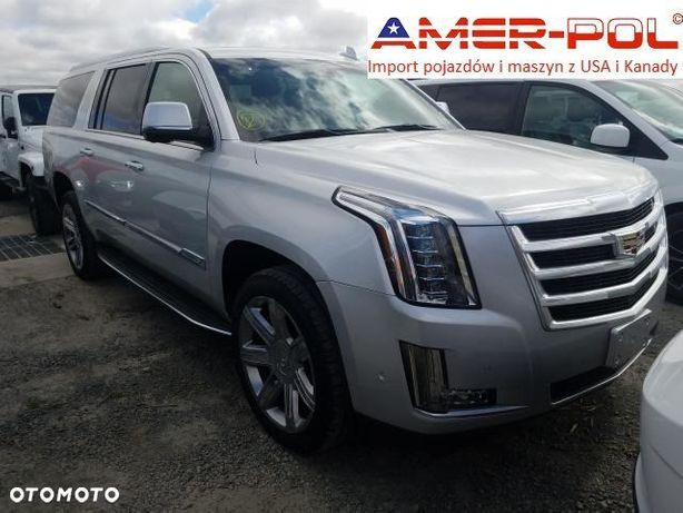 Cadillac Escalade 2019, 6.2 , 450hp ESCALADE ESV LUXURY