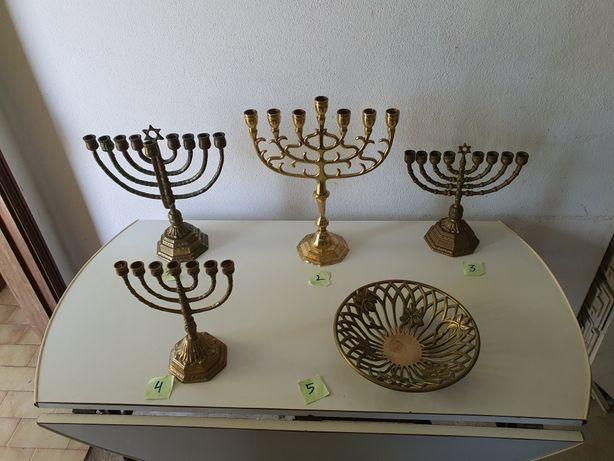 Castiçais de Israel