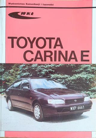 Książka Toyota Carina E
