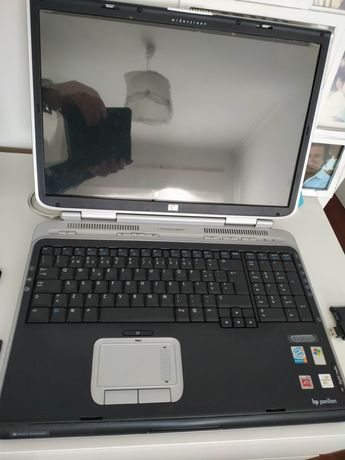 Portátil HP Pavilion zd8000