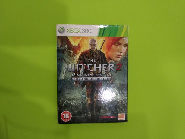 The Witcher 2 Assassins of Kings Enhanced Edition xbox 360 / one / x
