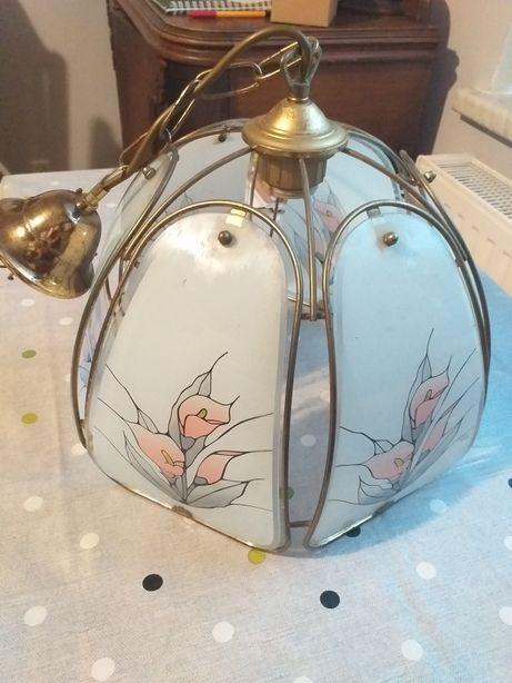 Lampa wisząca - żyrandol