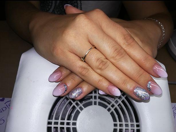 Paznokcie  żelowe oraz manicure hybrydowy