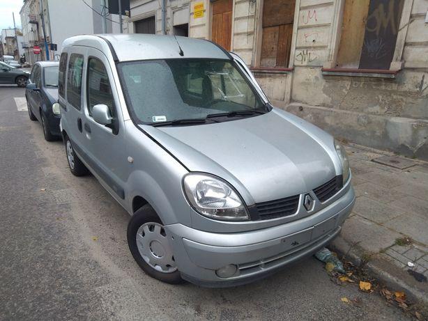 Renault Kangoo - lampa przód przednia -