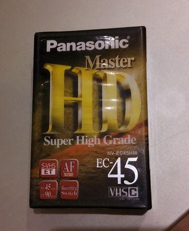Видеокассета VHS C Panasonic HD EC45