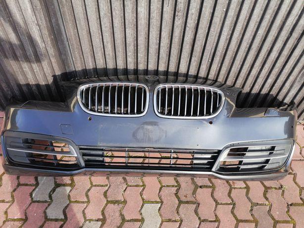 Zderzak przód BMW F10 F11 LIFT PDC Kompletny