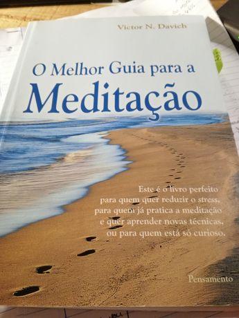 O melhor Guia para a Meditação - victor N. Davich