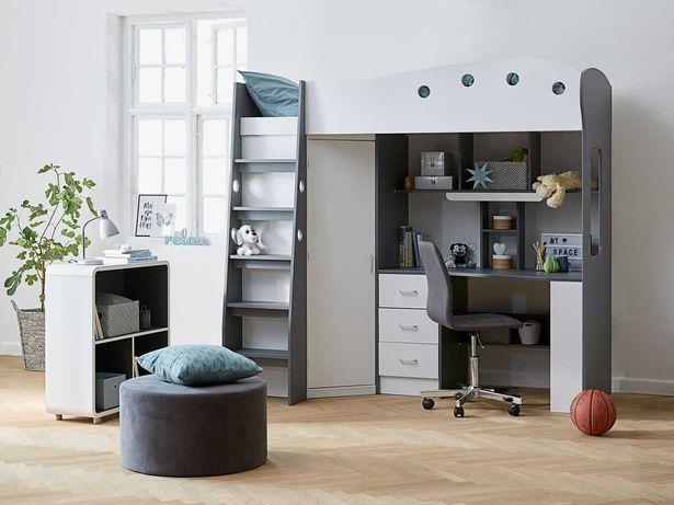 Детская стенка кровать-стол-шкаф ТОРГ