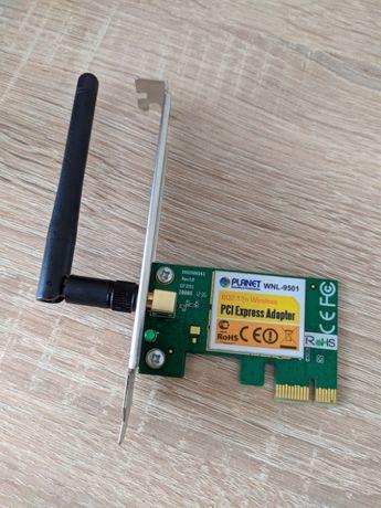 Bezprzewodowa karta sieciowa Wi-fi PCI-E