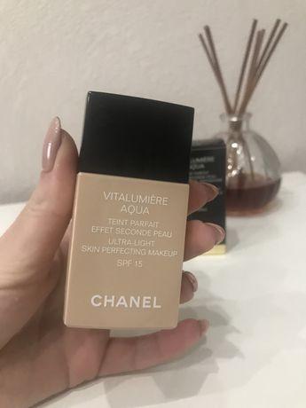 Тональный крем Chanel vitallumiere aqua  оригинал