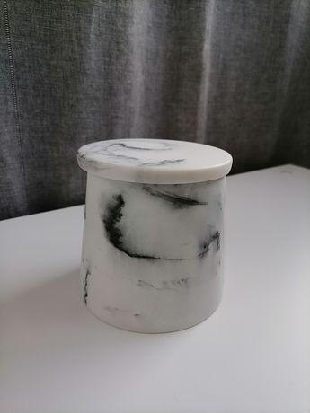 Pote decorativo mármore