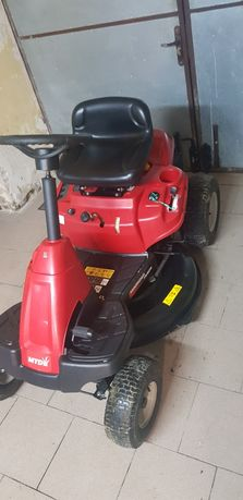 Traktorek do trawy kosiarka MTD Minirider 76 SDE