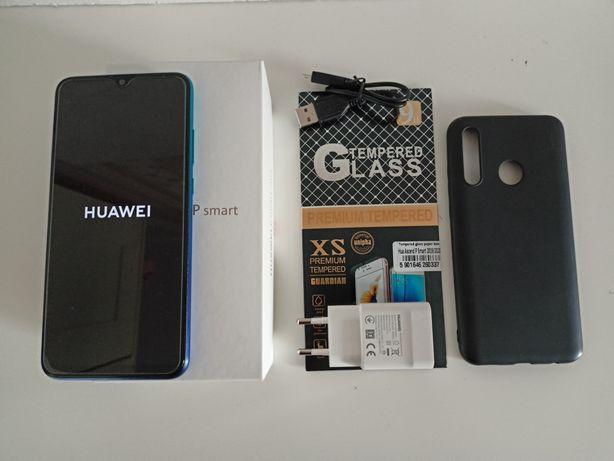 Huawei P Smart 2019 Aurora Blue super stan