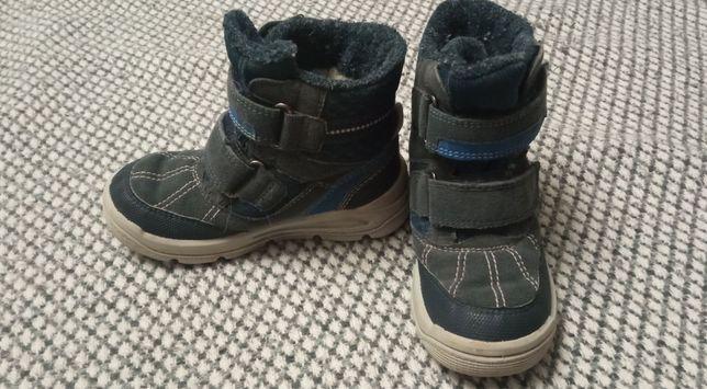 Зимние ботинки Superfit 27р мальчик