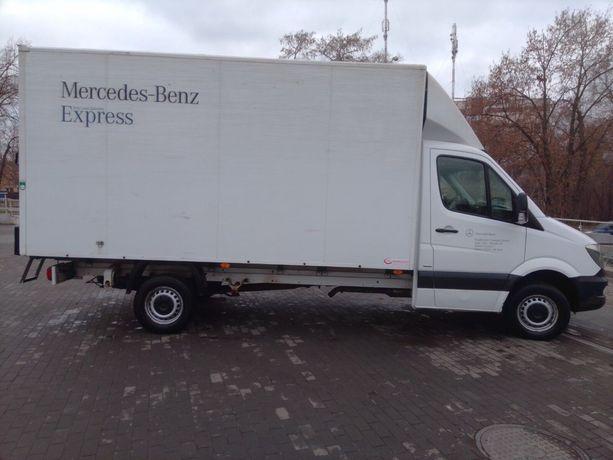 Мерседес фургон 2.2 дизель 316