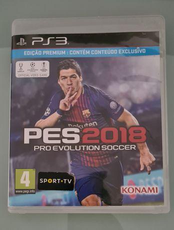 ProEvolution Soccer 2018 (PES) - PS3