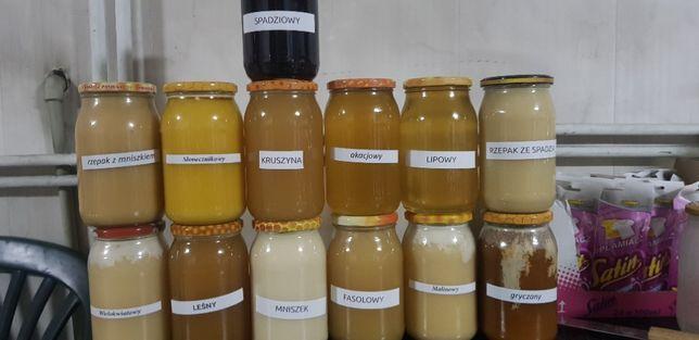 Miód Pszczeli 100% Ekologiczny