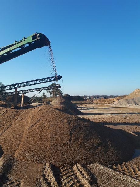 Żwirownia żwir piasek humus producent