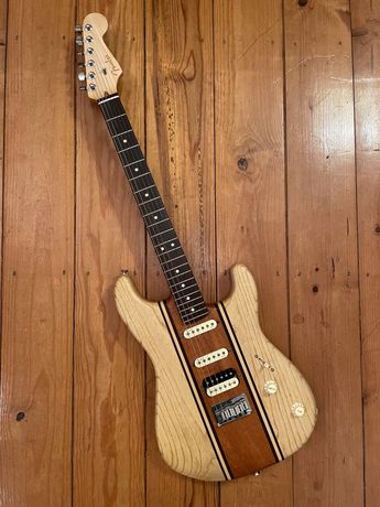 Fender Limited Edition American Longboard Stratocaster HSS RW