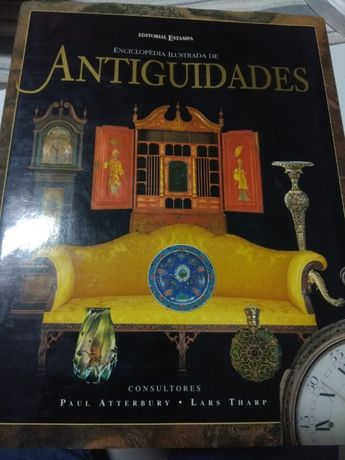 Enciclopédia Ilustrada de Antiguidades.