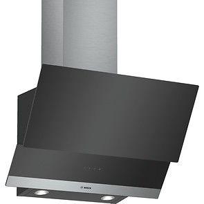 Okap Bosch DWK 065G60 / Czarne szkło / Super cena !