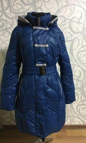 Куртка, пальто зимнее размер 46